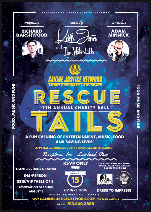 7th Annual Rescue Tails Charity Ball